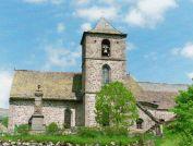 L'église du Bourguet