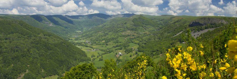 La vallée de Brezons